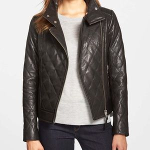 "39a054ff93 Mackage Jackets   Coats - Mackage ""Quilted Leather Moto Jacket"" - XS"